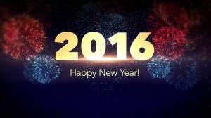 Happy 2016 New Year!
