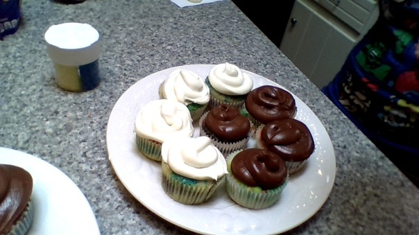 Photography - Cupcakes